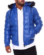 Big & Tall Faves - Hooded Puffer Jacket (B&T)-2551346