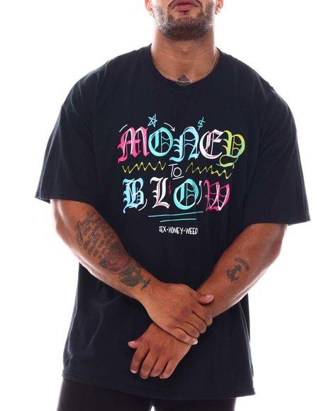 Buyers Picks - Money To Blow Neon T-Shirt (B&T)