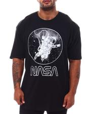Big & Tall Faves - Nasa Astronaut With Rope Tee (B&T)-2553945