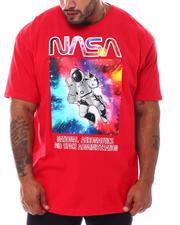 Akademiks - NASA Flying Astronaut T-Shirt (B&T)-2553964