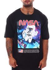 Big & Tall Faves - Nasa Astronaut Floating Tee (B&T)-2553982