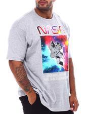 Akademiks - NASA Flying Astronaut T-Shirt (B&T)-2553992