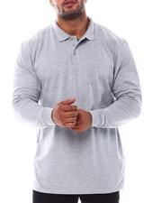 Buyers Picks - Long Sleeve Polo Shirt (B&T)-2553860