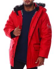 Men - Avalanche Heavyweight Tech Parka Coat (B&T)-2554103