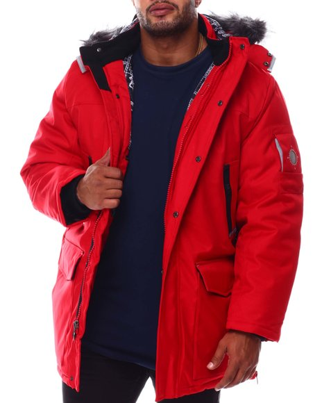 Buyers Picks - Avalanche Heavyweight Tech Parka Coat (B&T)