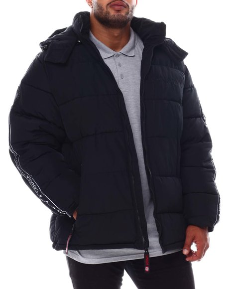 Buyers Picks - Hooded Puffer Coat (B&T)