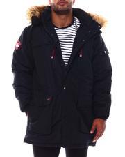 Buyers Picks - Hooded Parka Coat (B&T)-2554483