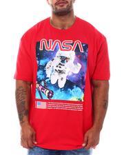 Akademiks - Nasa Astronaut Floating Tee (B&T)-2553973