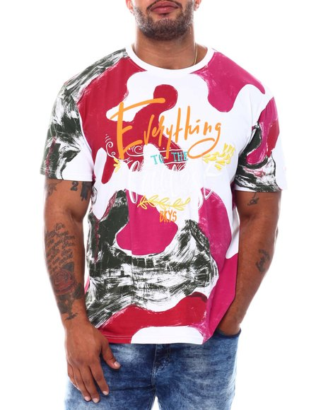 Buyers Picks - The Fullest Camo T-Shirt (B&T)