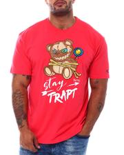 Buyers Picks - Stay Trapt Bear T-Shirt (B&T)-2554080