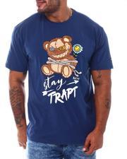 Buyers Picks - Stay Trapt Bear T-Shirt (B&T)-2554090