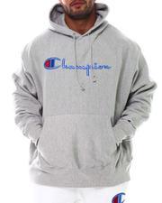 Champion - 3D Floss Reverse Weave Hoody (B&T)-2550296