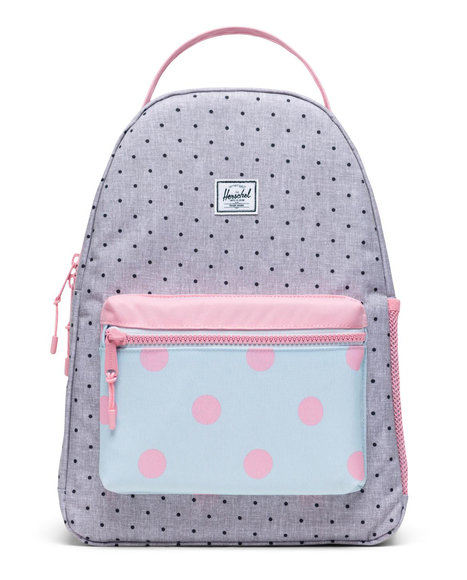 Herschel Supply Company - Nova Youth Polka Dot Backpack (Unisex)
