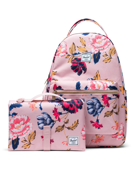 Herschel Supply Company - Nova Sprout Floral Diaper Backpack (Unisex)