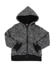 Sizes 4-7x - Kids - Sherpa Lined Zip Up Hoodie (4-7)-2551660