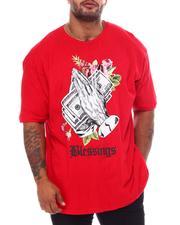 Buyers Picks - Praying Hands Cash Blessings T-Shirt (B&T)-2553482
