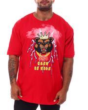 Buyers Picks - Cash Is King Bear T-Shirt (B&T)-2553721
