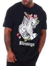 Buyers Picks - Praying Hands Cash Blessings T-Shirt (B&T)-2553791