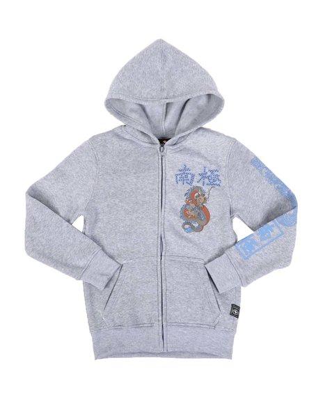 Southpole - Fleece Zip Up Hoodie (8-20)