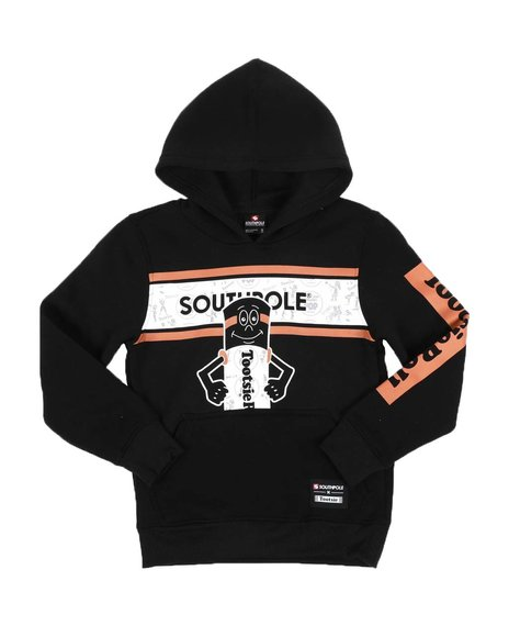 Southpole - Southpole x Tootsie W/ Silicon Gel Pullover Hoodie (8-20)
