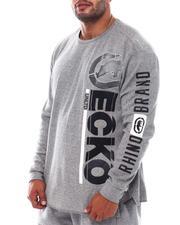 Ecko - City Blocks Thermal Shirt (B&T)-2553914