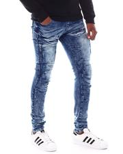 Buyers Picks - Stretch Denim w Panel and Articulated Knee-2553601