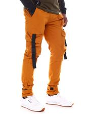SWITCH - Cargo Pant w Buckle Detail-2554736
