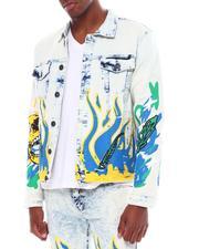 Buyers Picks - Skull and Flames Denim Jacket-2555179