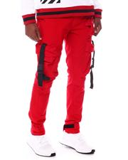 SWITCH - Cargo Pant w Buckle Detail-2554700
