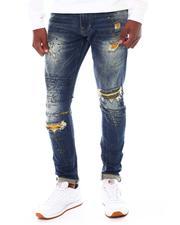 SMOKE RISE - Color Patch Repair Jean-2555225