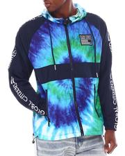 Outerwear - Colorblock Full Zip Windbreaker-2555576