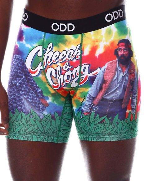 ODD SOX - Cheech & Chong Tie Dye Boxer Brief