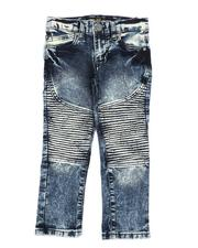 Sizes 4-7x - Kids - 5 Pocket Moto Jeans (4-7)-2553183