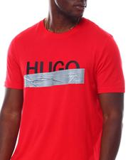 Hugo Boss - Dicagolino Metallic tape Tee-2553452