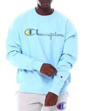 Champion - 3D Floss Stitch Reverese weave Crewneck Sweatshirt-2554423