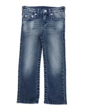 Bottoms - Big T Straight Jeans (4-7)-2552882