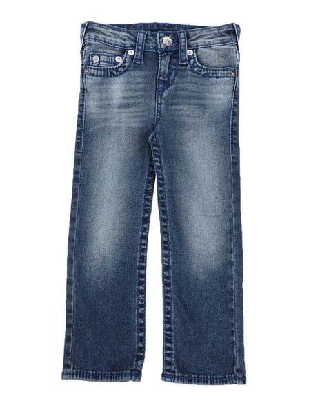 True Religion - Big T Straight Jeans (4-7)