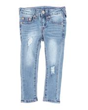 Bottoms - Halle Single End Jeans (2T-4T)-2552939
