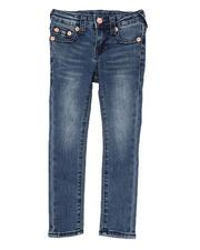 Girls - Halle Single End Jeans (4-6X)-2552942