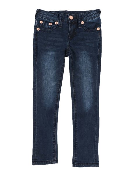 True Religion - Halle Single End Jeans (4-6X)