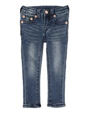 Girls - Halle Single End Jeans (2T-4T)-2552955