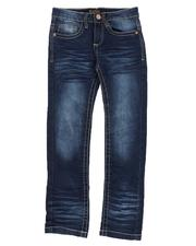 Bottoms - 5 Pocket Stretch Jeans (8-18)-2553176
