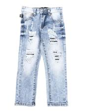 Sizes 4-7x - Kids - Rip & Repair Jeans (4-7)-2553209