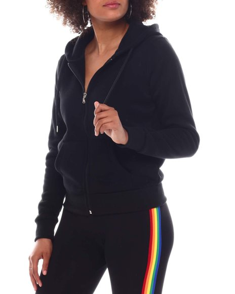 Southpole - Full Zip Basic Fleece Hoodie