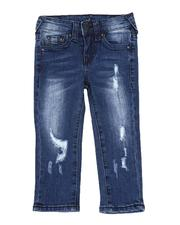 Bottoms - Geno S.E. Jeans (2T-4T)-2552593