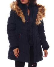 Outerwear - Long Puffer-2555932