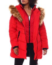 Outerwear - Long Puffer-2555943