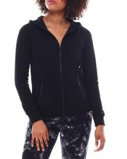Fashion Lab - Full Zip Tech Hoodie-2555725