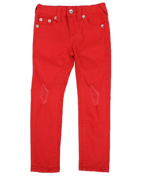 True Religion - S.E. Halle Jeans (4-6X)
