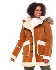 Outerwear - Shearling Jacket-2552466